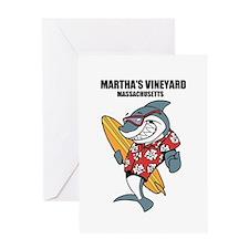 Marthas Vineyard, Massachusetts Greeting Cards