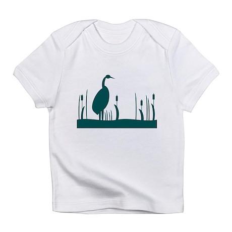 Wetlands Bird Infant T-Shirt