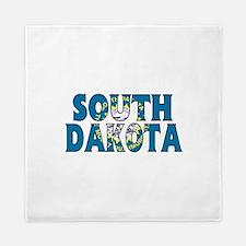 South Dakota Queen Duvet