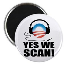 "Yes We Scan 2.25"" Magnet (10 pack)"