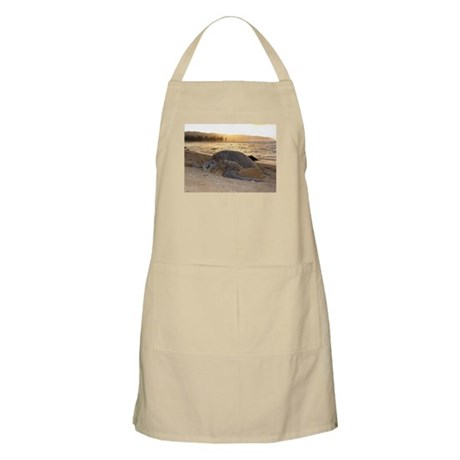Honu at Sunset Apron