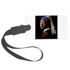Girl with a Pearl Earring Digital Painting Vermeer