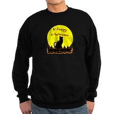 Halloween kitty Sweatshirt