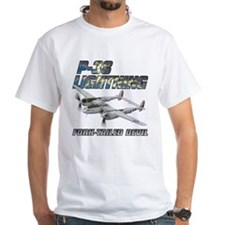 P-38 Lightning T-Shirt (2-sided)
