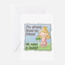 Frog Princess! Greeting Cards (Pk of 10)