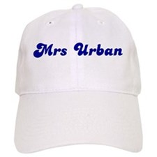 Mrs Urban Baseball Cap
