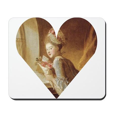 Love letter light up my day Jean Honoré Fragonar
