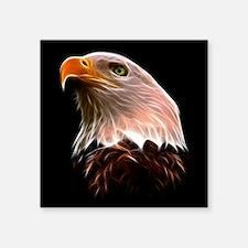 American Bald Eagle Head Sticker