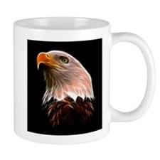 American Bald Eagle Head Mugs