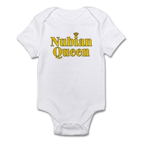 NUBIAN QUEEN Infant Bodysuit