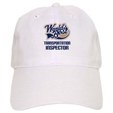 Transportation Inspector Baseball Cap
