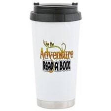 Reading Adventure Travel Mug