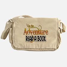 Reading Adventure Messenger Bag