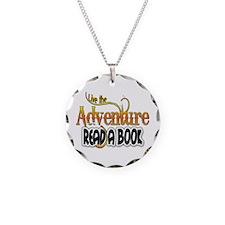 Reading Adventure Necklace
