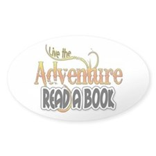 Reading Adventure Decal
