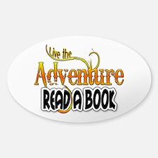 Reading Adventure Decal
