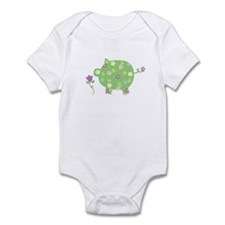 Garden Pig Infant Bodysuit