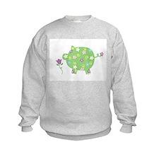 Garden Pig Sweatshirt