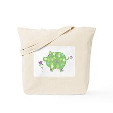 Garden Pig Tote Bag