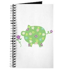 Garden Pig Journal