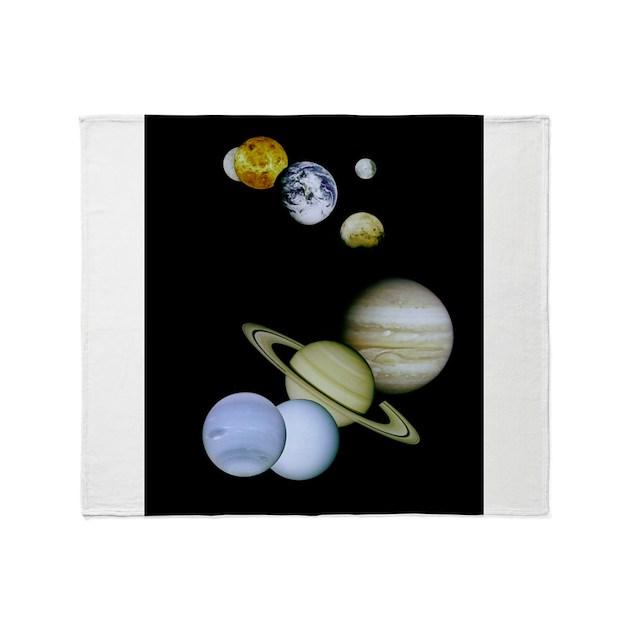 solar system blankets - photo #12