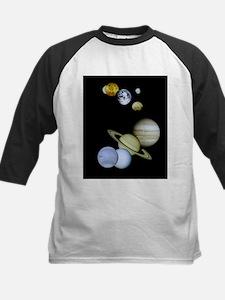 Solar System Baseball Jersey