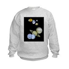 Solar System Sweatshirt