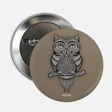 "Meowl 2.25"" Button"