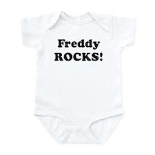 Freddy Rocks! Infant Bodysuit