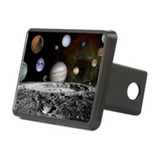 Solar System Montage Hitch Cover