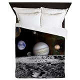 Outer space Duvet Covers