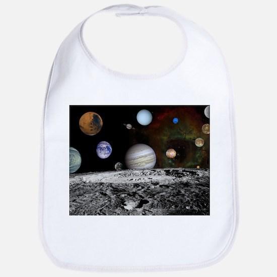 Solar System Montage Bib