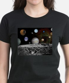 Solar System Montage T-Shirt
