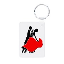 Shall We Dance Keychains