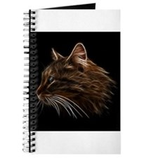Domestic Cat Fractal Profile Journal