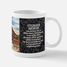 Stegmaier Brewery Historical Mugs