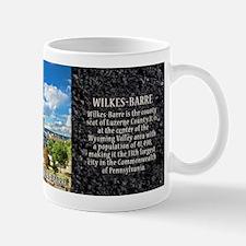 Wilkes~Barre Historical Mugs