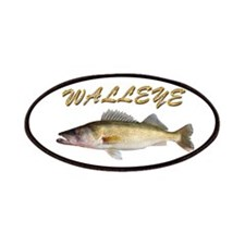 Golden Walleye Patches