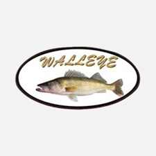 Golden Walleye Patches