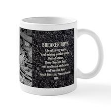 Breaker Boys Historical Mugs