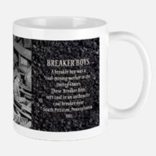 Breaker Boys Historical Mugs