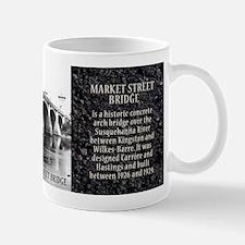 Market Street Bridge Historical Mugs