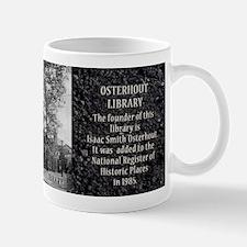 Osterhout Library Historical Mugs