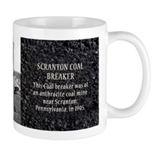 Scranton Coal Breaker Historical Mug