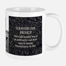 Scranton Coal Breaker Historical Mug