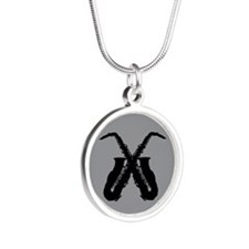Sax Player Gift Necklaces