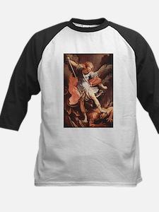 Angel Archangel Michael Baseball Jersey