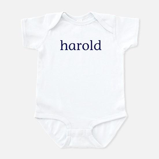 Harold Infant Bodysuit