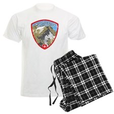 SWISS MOUNTAIN RESCUE-3-DISTRESSED Pajamas