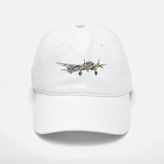Junkers Bomber Baseball Baseball Cap